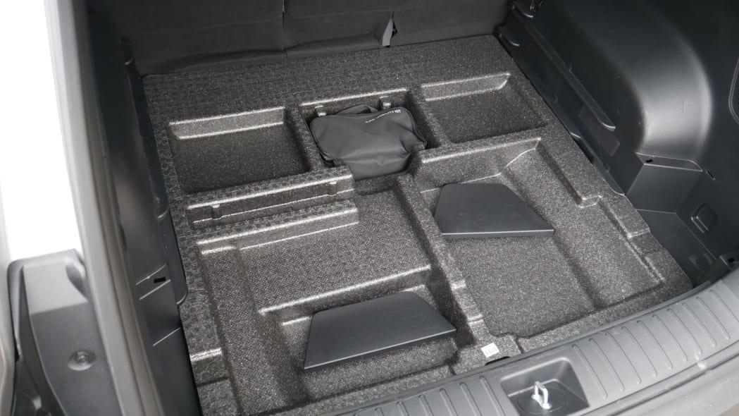 2022 Hyundai Tucson Kofferraum Test€