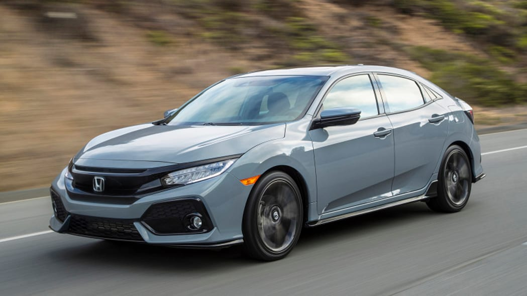 2017 Honda Civic Gas Mileage >> 2020 Honda Civic Reviews Price Specs Features And Photos