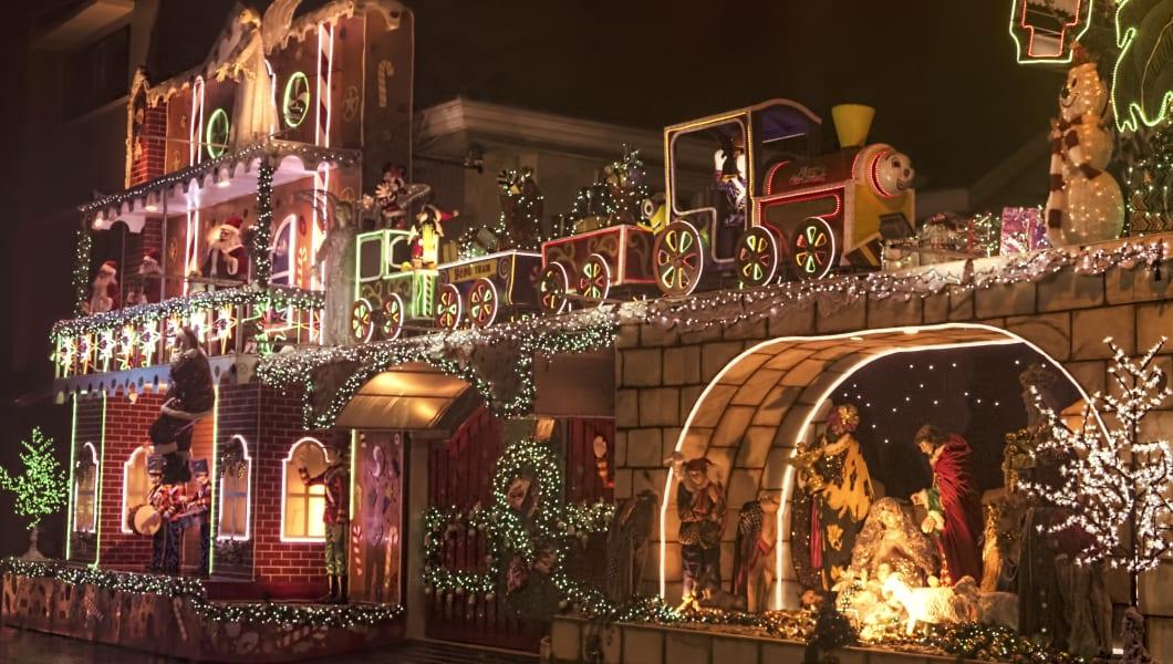 flickr brian evans - Christmas Lights Tampa