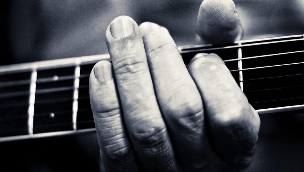 Guitar Hand Blues
