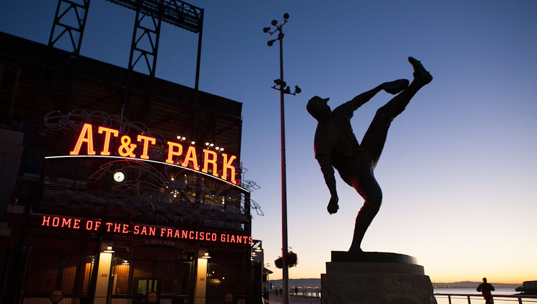Home of the San Francisco Giants Baseball.