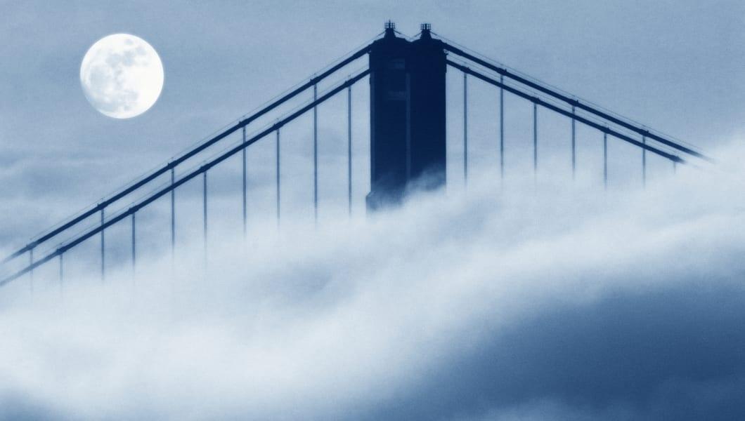 USA, CA, San Francisco, Golden Gate