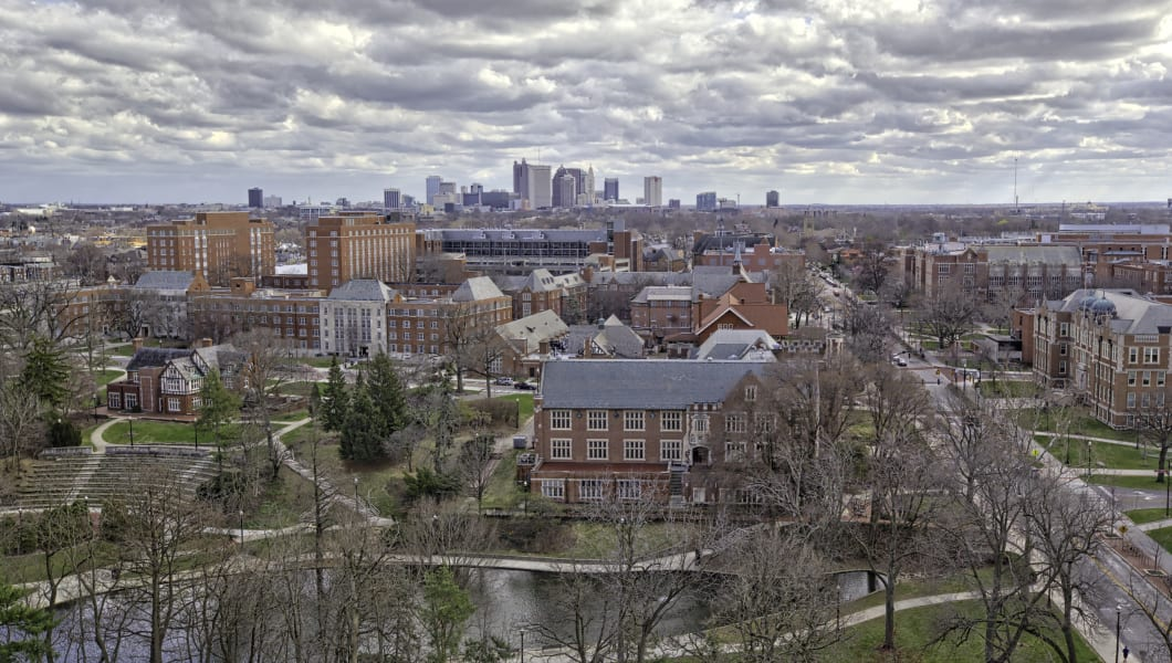 Columbus, Ohio beyond The Ohio State University