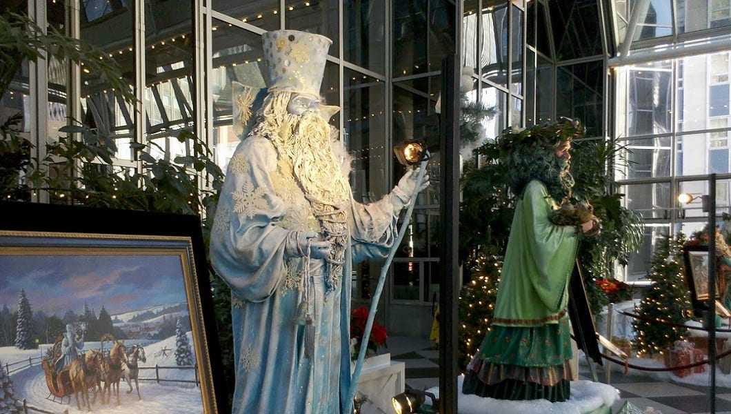 Craziest Christmas Displays In Pittsburgh Pennsylvania - The 6 craziest christmas displays around the world