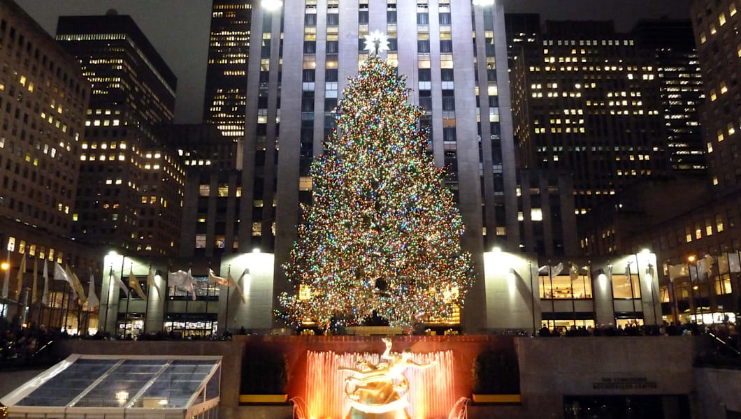 5 Songs About Christmas in NYC