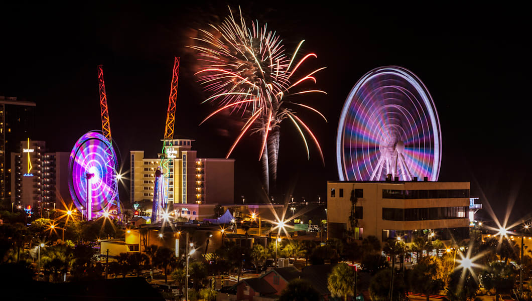 New Years Eve Myrtle Beach
