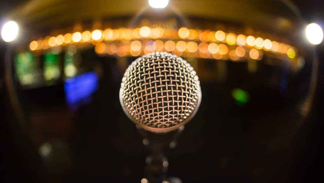 Pass me the mic