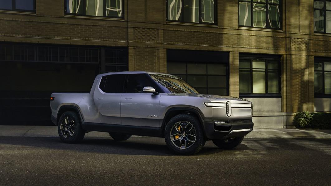 Rivian files to trademark six new pickup and SUV names