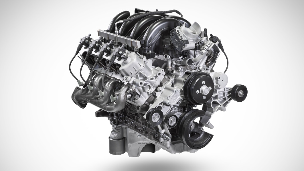 Ford is reportedly working on a twin-turbo 7.3-liter 'Godzilla' V8