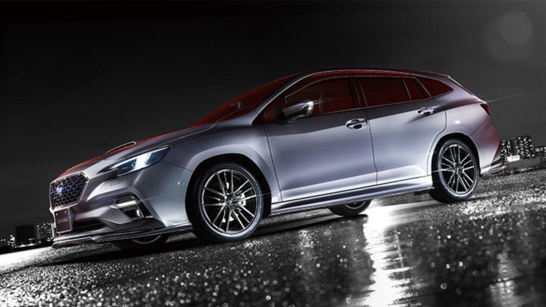 Subaru Levorg Performance-Variante kommt angeblich diesen Herbst nach Australien€