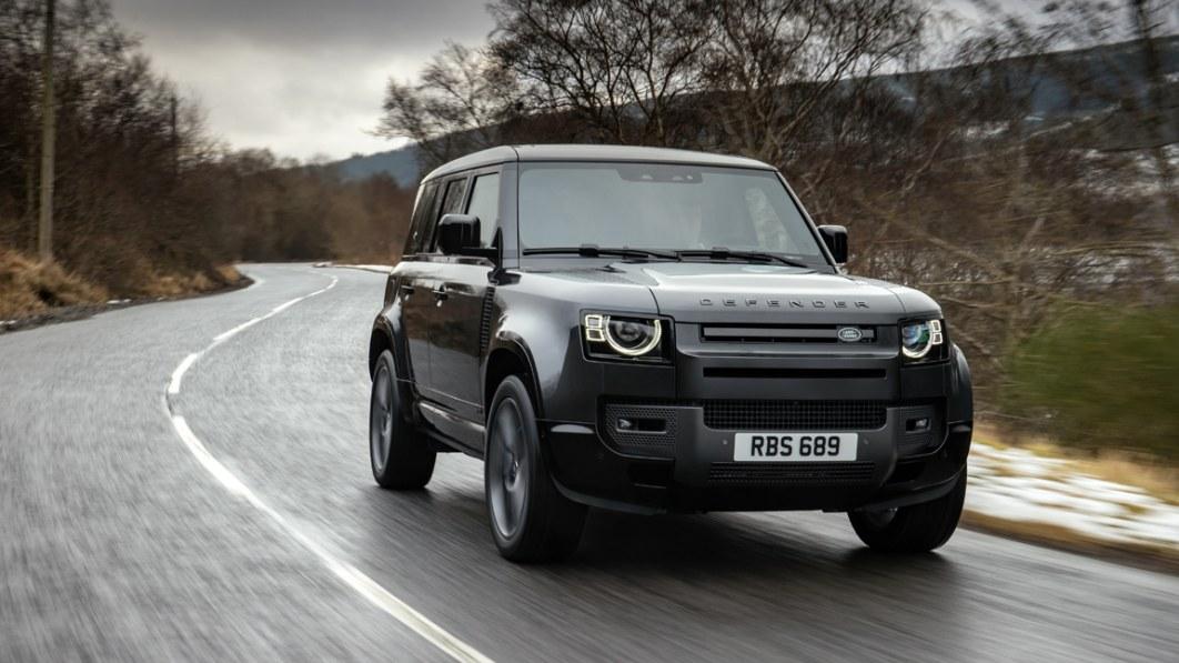 Land Rover plant angeblich einen schärferen Defender mit 600 PS starkem BMW V8