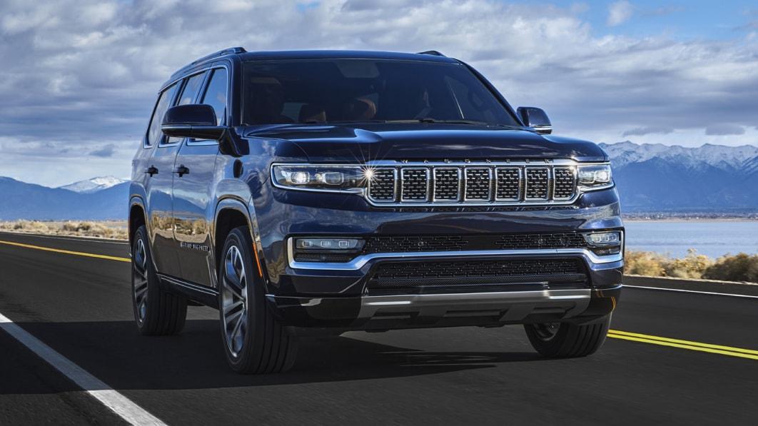 Der Grand Wagoneer ist anspruchsvoll, aber Luxus ist für Jeep€ selbstverständlich
