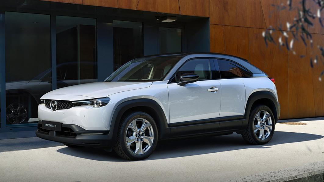 Mazda announces 10 hybrids and three EVs built on the same platform