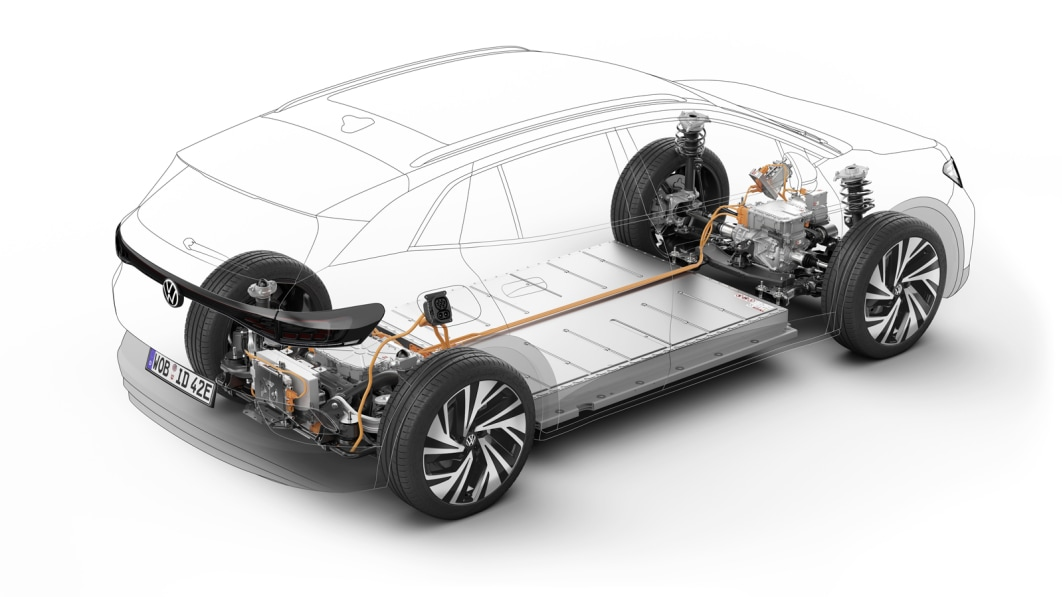 Why old-fashioned drum brakes may be the way of the future for EVs