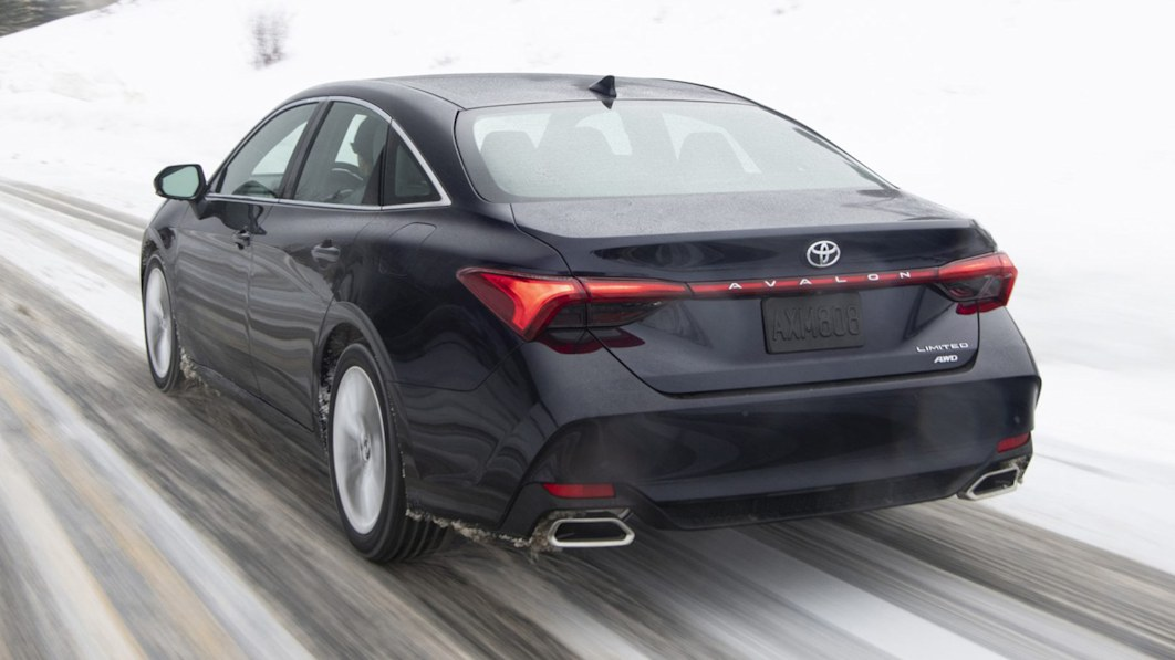 Toyota Avalon production to end after 2022