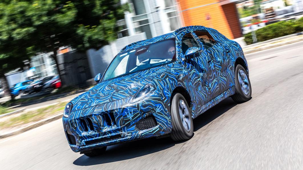 Maserati bestätigt, dass der Grecale-SUV eine Hochleistungsversion erhalten wird€