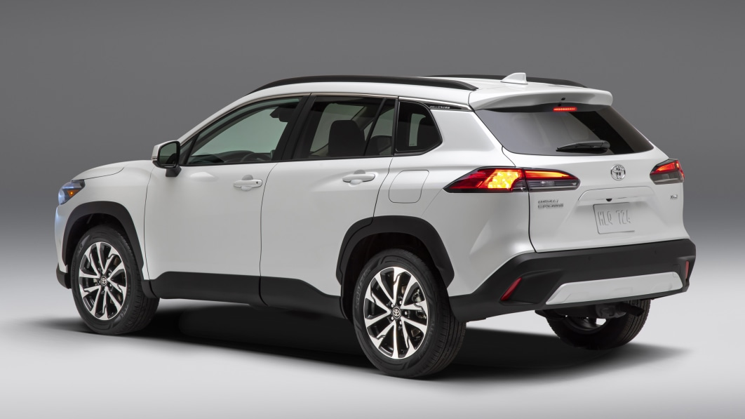 Toyota Corolla Cross hybrid version is in the pipeline