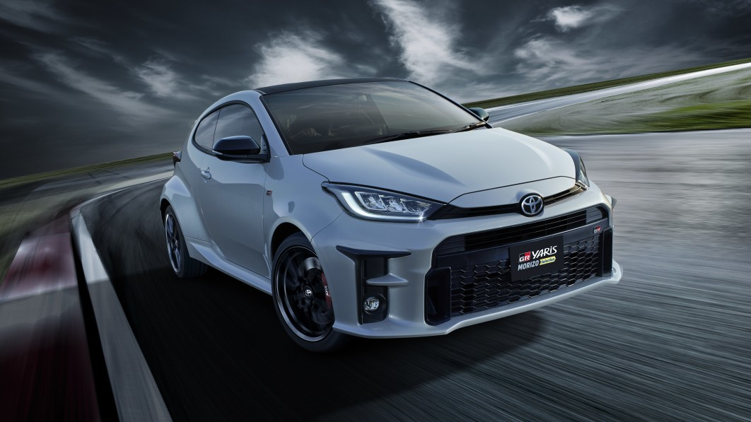 Toyota GR Yaris Morizo Selection learns as it goes