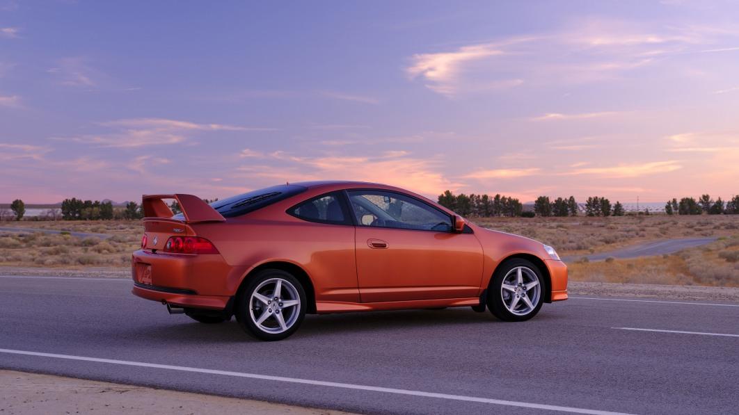 Acura meldet die Marke Integra Type S an€