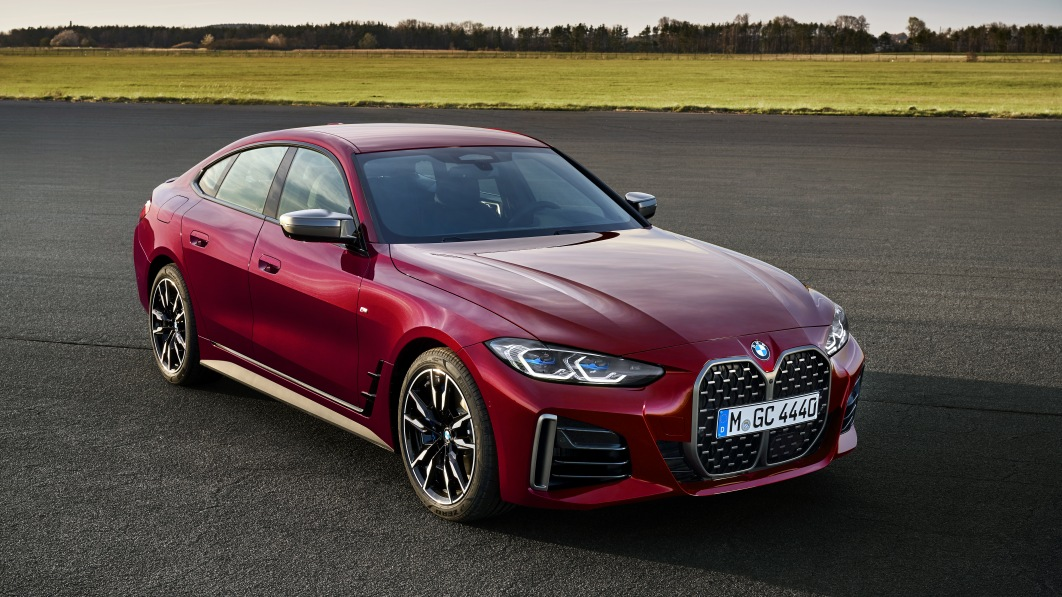 2022 BMW 4 Series Gran Coupe gives you more doors for less cash