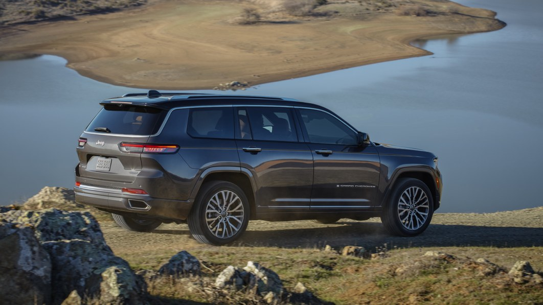 2021 Jeep Grand Cherokee L First Drive Evaluate | Jeep, elevated (and elongated)