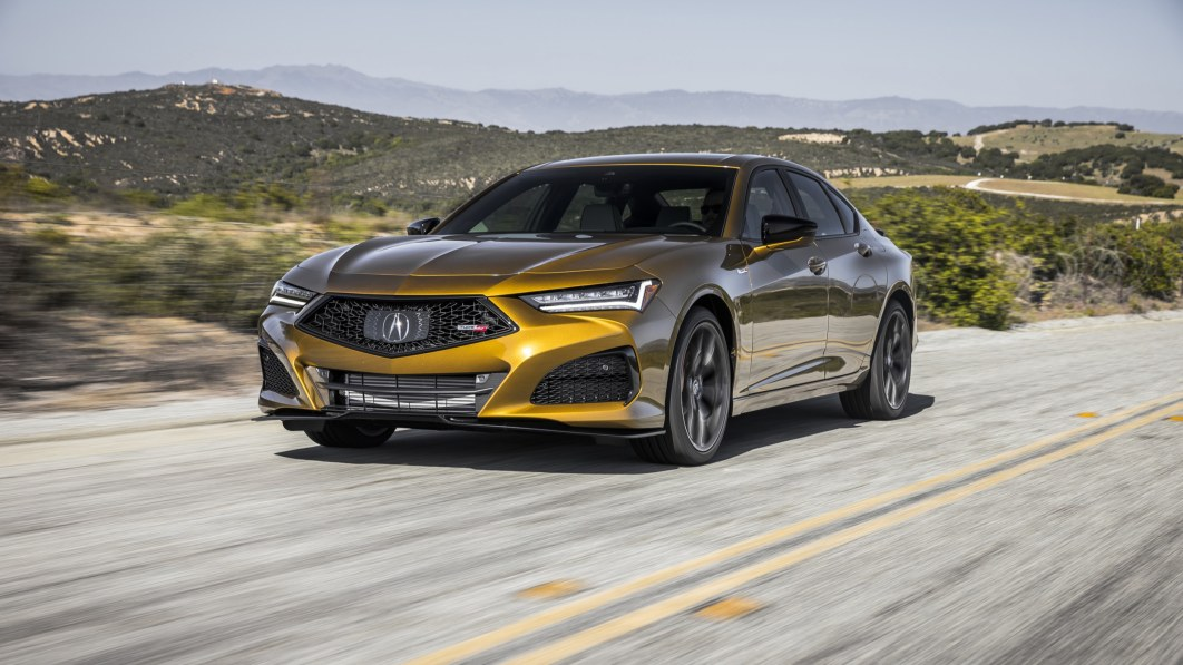 2021 Acura TLX Type S officially goes on sale tomorrow