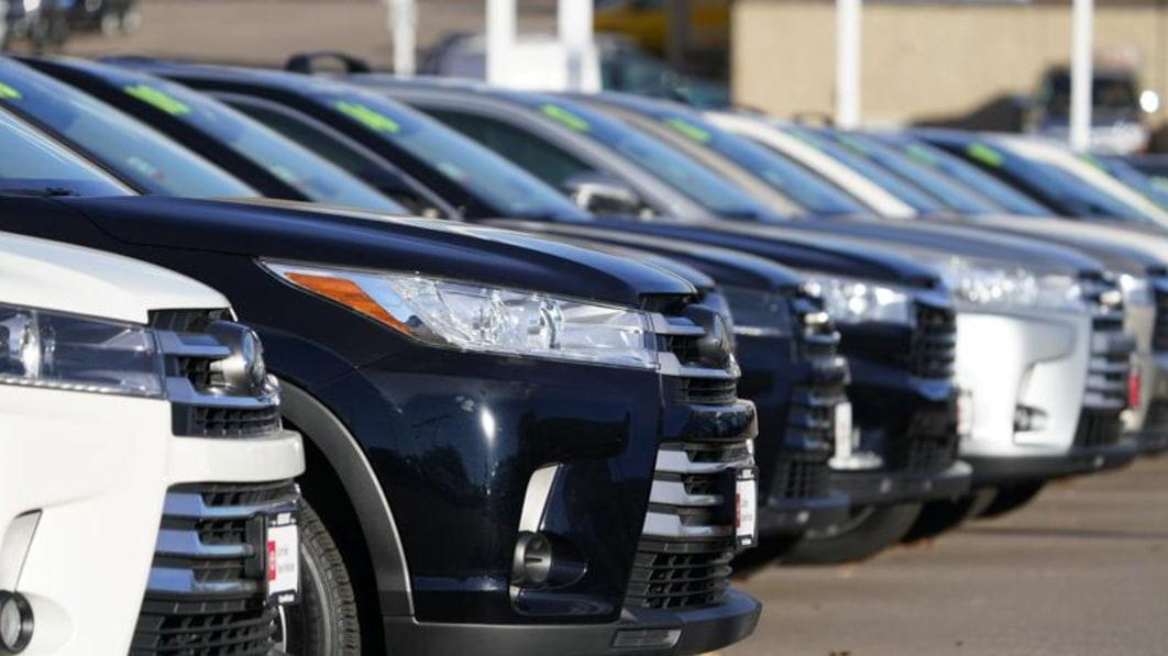 Wall Street überwacht Gebrauchtwagen-Großauktionsindex zur Vorhersage der Inflation€