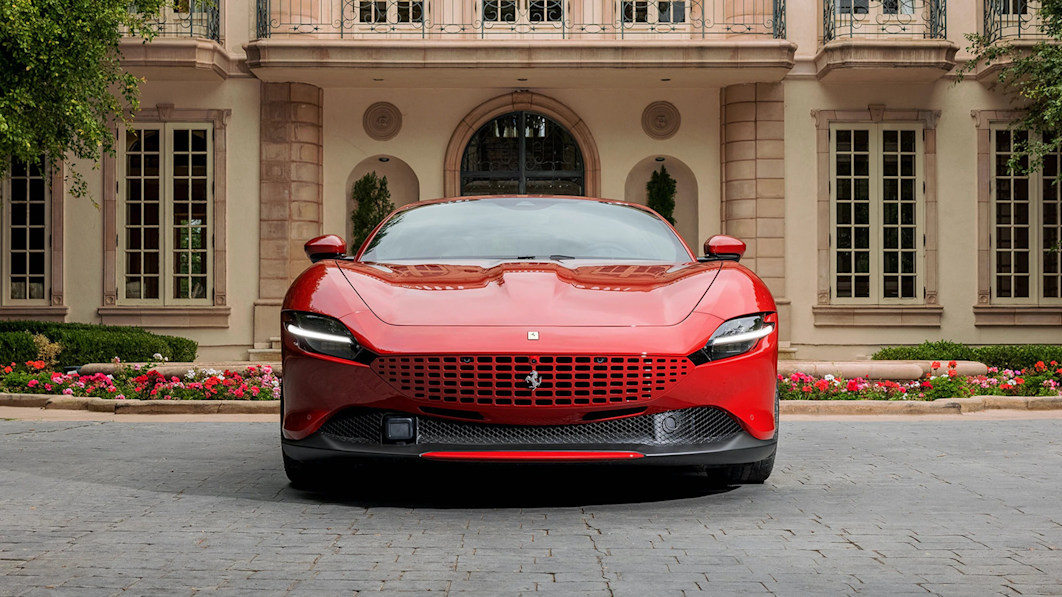 Win this 2021 Ferrari Roma and be the envy of everyone you know