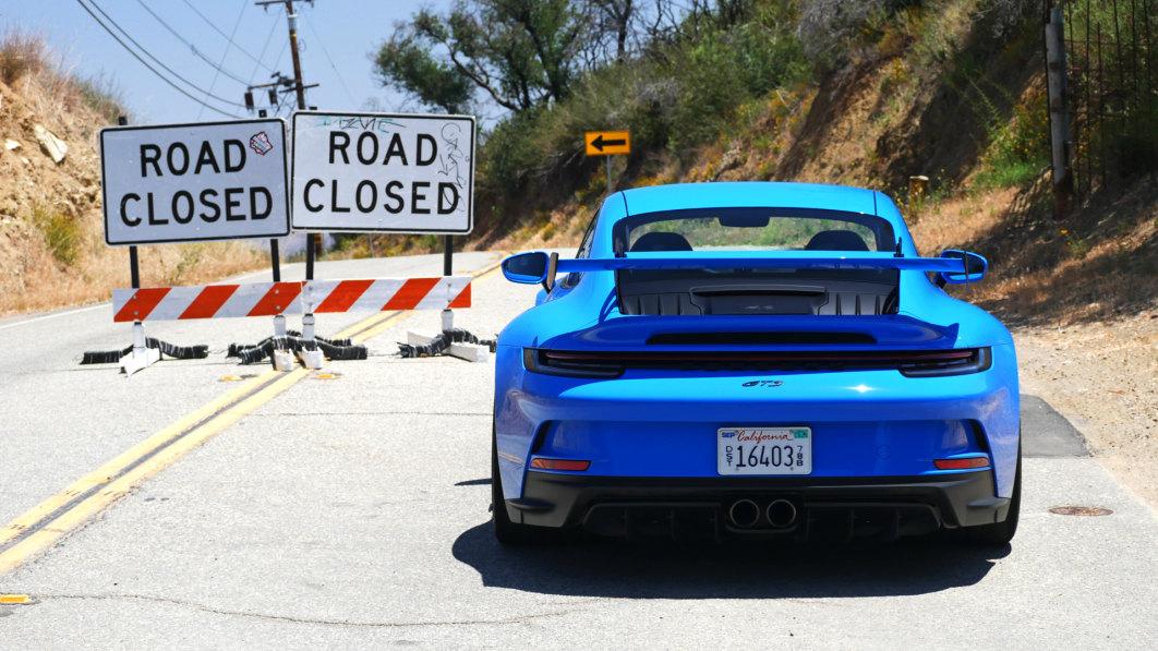 2022 Porsche 911 GT3 Road Test Review | Great returns