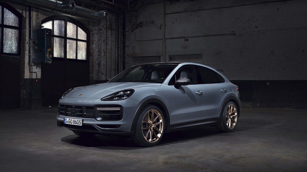 2022 Porsche Cayenne Turbo GT is the highest performing Cayenne yet