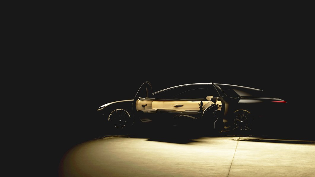 Audi previews its vision for the luxury sedan of the future