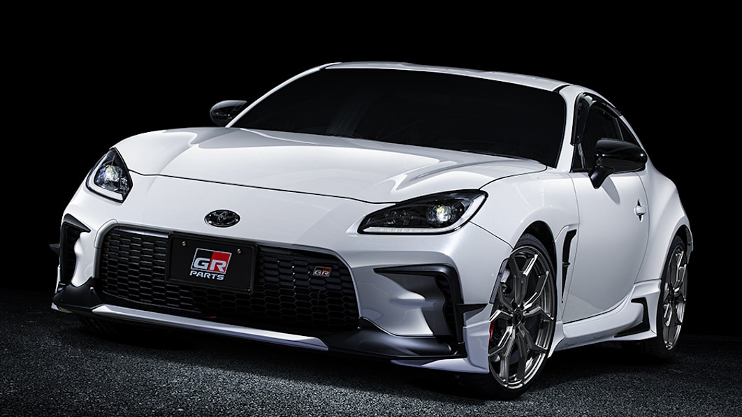 TRD drops a pair of wild Toyota GR 86 concepts