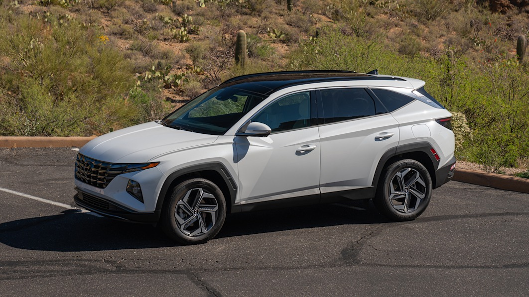 2022 Hyundai Tucson Review | Large and ready for a charge