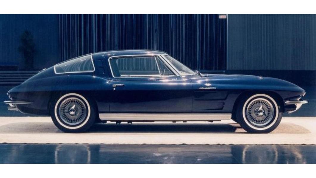 GM shares rare photos of long-lost 2+2 Corvette concept