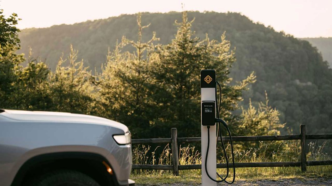 Rivian will install Waypoint chargers in all 56 Tennessee state parks
