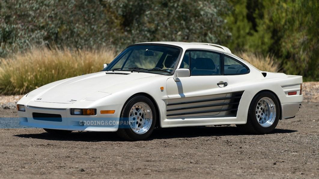 Rinspeed 969 looks like a 930 Turbo seduced a Testarossa