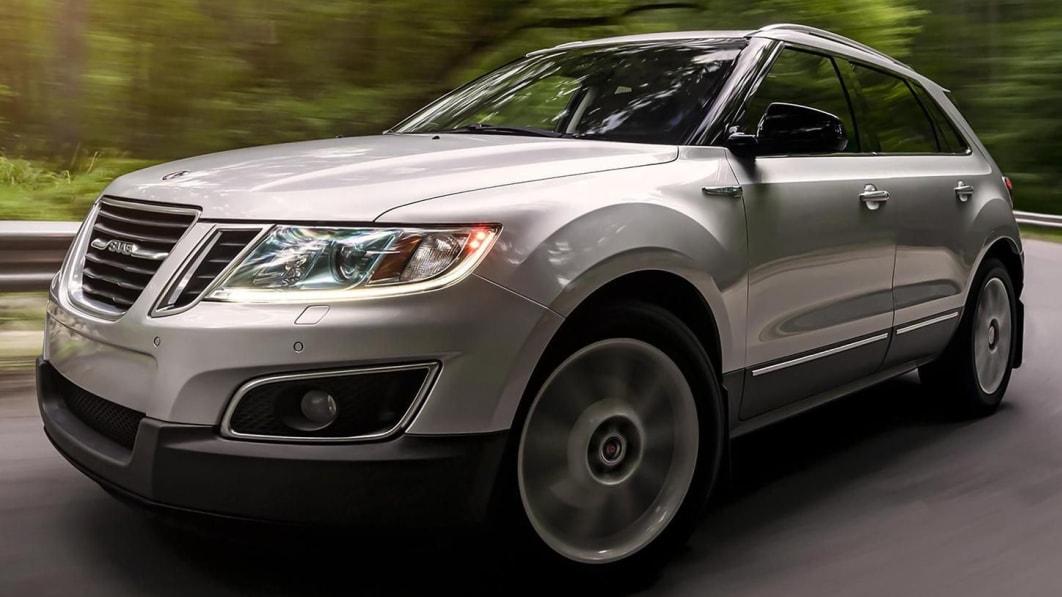 Ultra-seltener 2011er Saab 9-4X bei Cars & Bids zu ersteigern