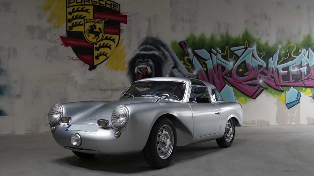 1954 Glöckler-Porsche 356 takes fringe Porsche history to Monterey