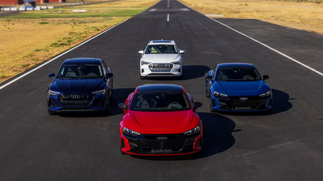 Audi CEO says brand s EVs are almost as profitable as its other cars