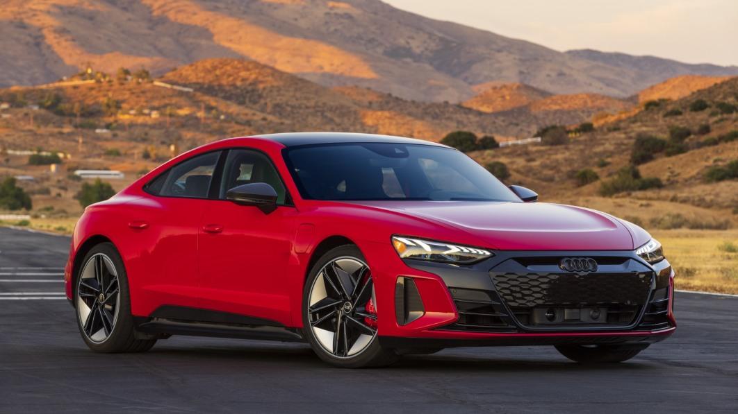 2022 Audi E-Tron GT First Drive Review | Audi hits a bullseye