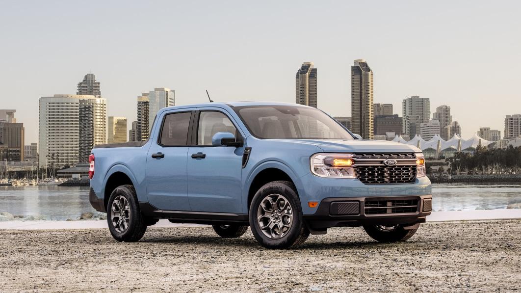 Ford erklärt, dass es den Maverick nicht nach dem Kleinwagen der 1970er Jahre benannt hat.