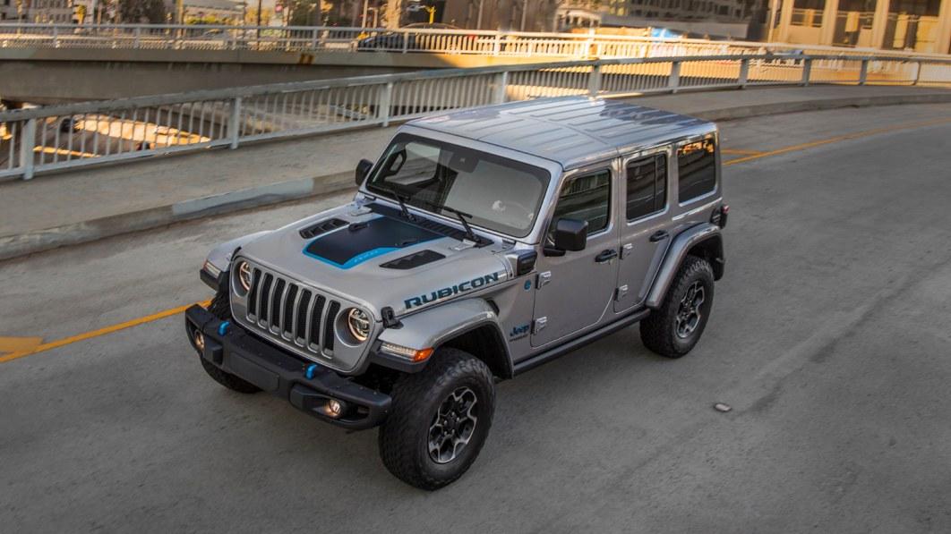 2021 Jeep Wrangler 4xe Preis springt angesichts des Verkaufserfolgs in die Höhe
