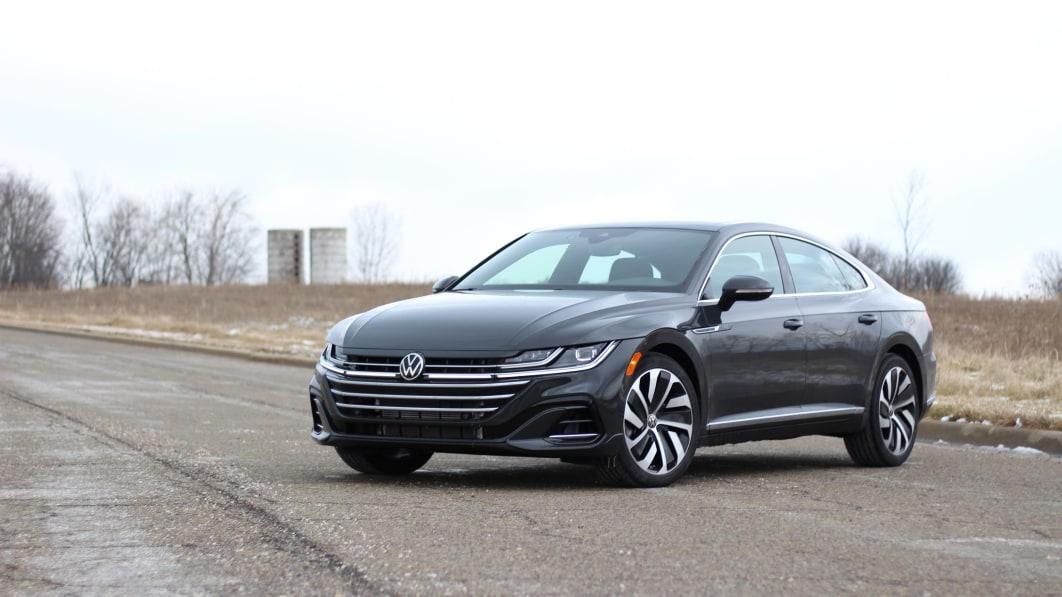 2022 Volkswagen Arteon bekommt einen kräftigen Leistungsschub und das DSG