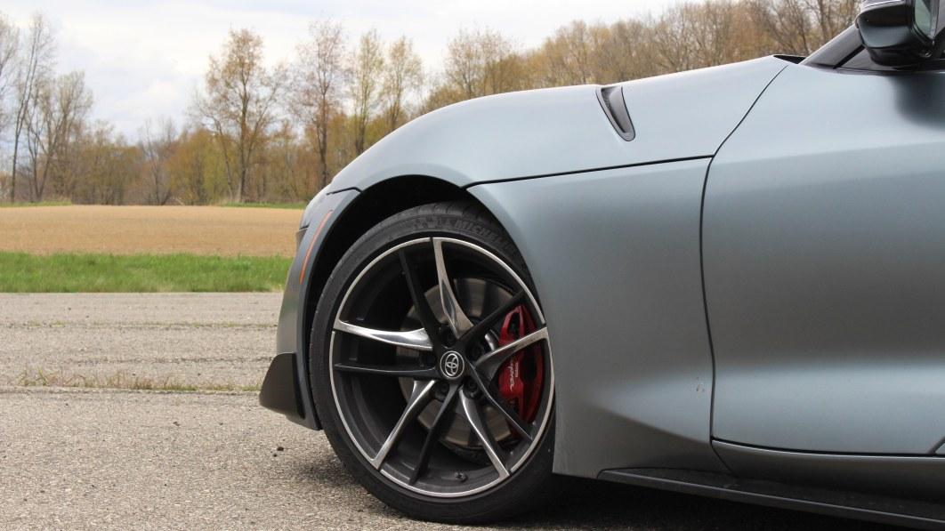 BMW ruft Toyota Supra wegen möglichem Verlust der Bremskraftunterstützung zurück