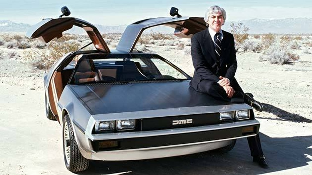 John DeLorean GM alternative Geschichte