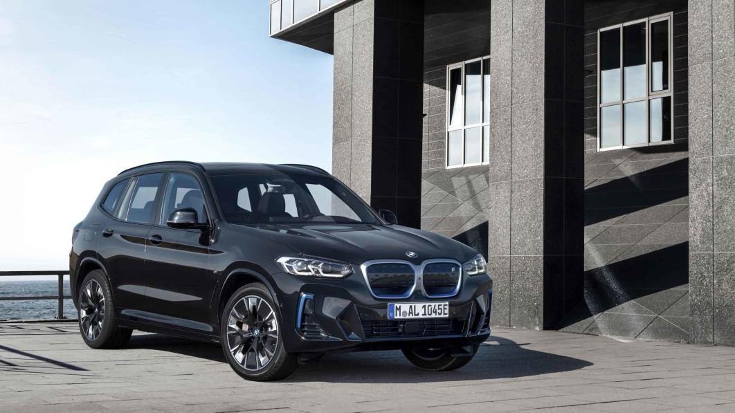 2022 BMW iX3 übernimmt den Look der X3-Familie