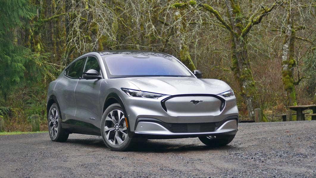 Ford plant Mach-E-Updates zur Erhöhung der Reichweite in den Jahren 2022, 2023 und 2024€
