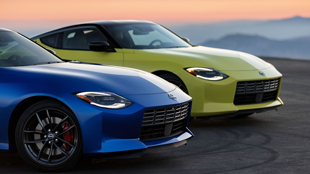 2023 Nissan Z Sport und Performance Ausstattungsvariante