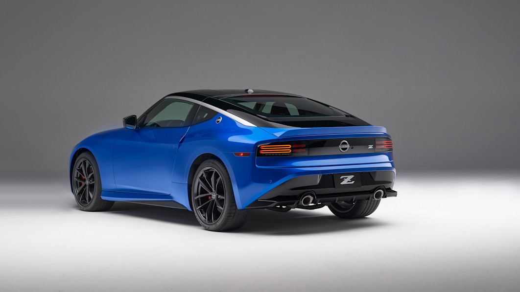 2023 Nissan Z beginnt um $40.000, sagt Nissan