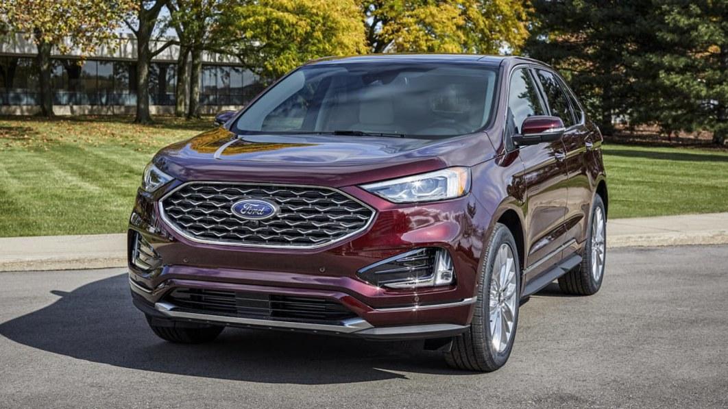Gerüchten zufolge wird der Ford Edge 2022 nur mit Allradantrieb ausgestattet